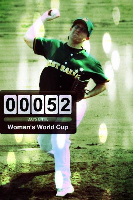 52 days: Simone Wearne - ibaf.org