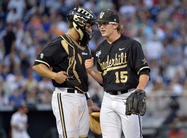 Vanderbilt Baseball, Clearly, Envisions Differently ...