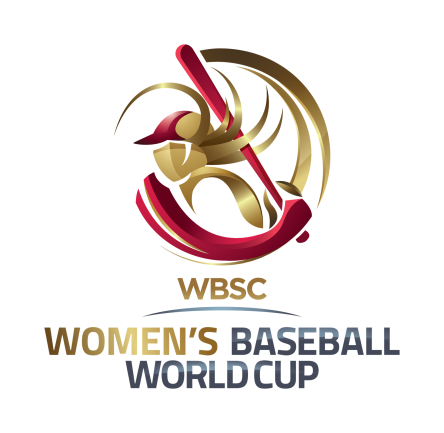New WBSC Womens Baseball World Cup Logo