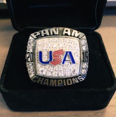 PanAmChampions.2015.USABaseballWNT.Ring